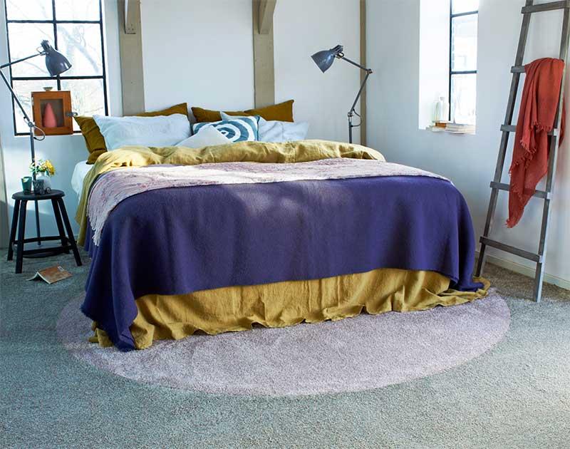 Parade tapijt is er in vele mooie kleuren