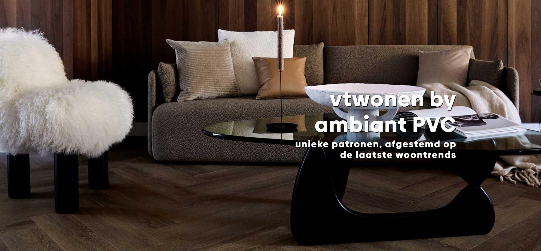 PVC Vloeren Groningen VTwonen bij Ambiant PVC