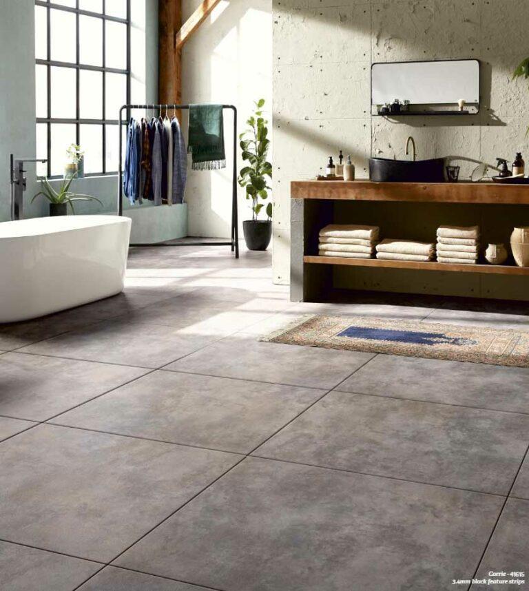 interieur groningen, PVC vloeren, M-Flor PVC vloer